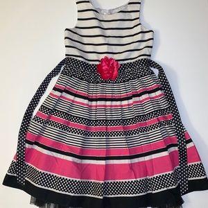 Girl formal dress. Sz 6